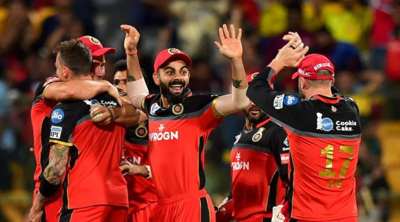 How many times RCB was finalist