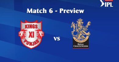 KXIP vs RCB match fixed? The complete story behind the match